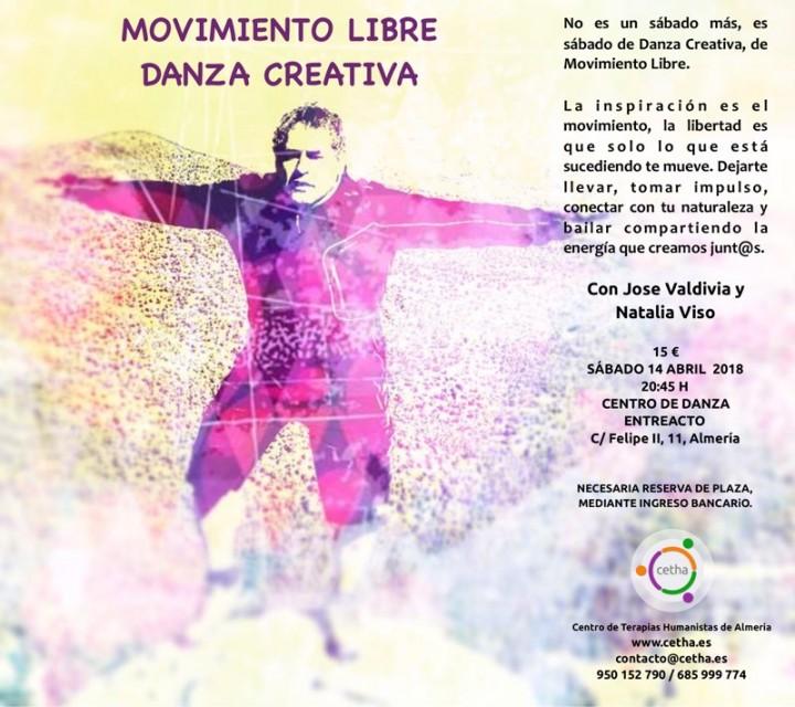 Raíces. Danza Libre web